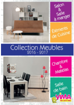 Catalogues et collections  : Collection Mobilier 2016-2017