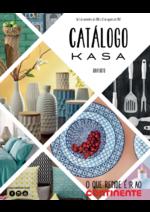 Catálogos e Coleções Continente : Catálogo KASA