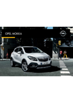 Catalogues et collections opel : Opel Mokka