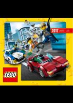 Catalogues et collections LEGO : Catalogue Janvier - Juin 2017