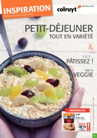 Prospectus Colruyt JAMBES : Petit-déjeuner tout en variété