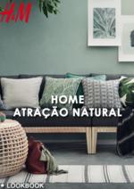 Catálogos e Coleções H&M : Lookbook Home Atração Natural