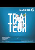 Menus E.Leclerc : Traiteur