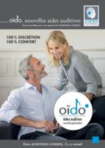 Catalogues et collections Audition Conseil : Catalogue Appareil Auditif Oïdo