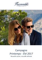 Promoções e descontos  : Campagne Printemps-Été 2017