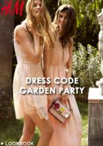 Catálogos e Coleções H&M : Dress Code Garden Party