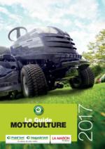 Guides et conseils Point Vert Le Jardin : Le guide motoculture 2017
