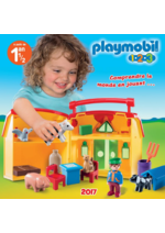 Catalogues et collections Playmobil : Catalogue 1-2-3