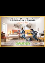 Catalogues et collections  : Génération Gautier : Enfants & Ados 2017-2018