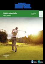 Catálogos e Coleções Abreu : Circuito de golfe 2017 Açores