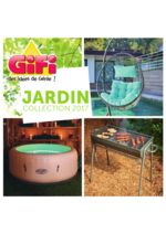 Prospectus Gifi : Jardin Collection 2017