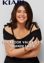 Promos et remises  : Lookbook Valise d'été - Grande taille