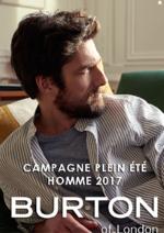 Promos et remises  : Campagne Plein été homme 2017