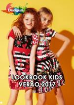 Promoções e descontos  : Lookbook kids verão 2017