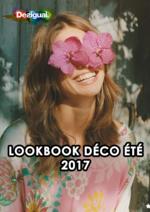 Promos et remises  : Lookbook déco été 2017