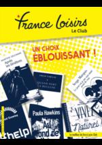 Catalogues et collections France loisirs : Catalogue : Un choix éblouissant !