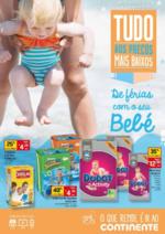Promoções e descontos  : De férias com o seu bebé