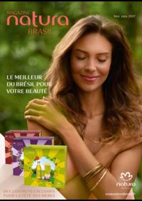 Journaux et magazines Natura Brasil PARIS : Le meilleur du Brésil pour votre beauté