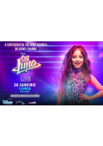 Eventos Fnac : Soy Luna Live em Lisboa