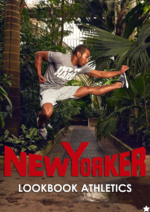 Catalogues et collections NewYorker : Lookbook Athletics