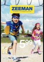 Prospectus Zeeman : Des super-héros à un super prix