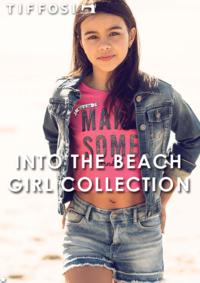 Catálogos e Coleções Tiffosi Lisboa Colombo : Into the Beach - Girl Collection