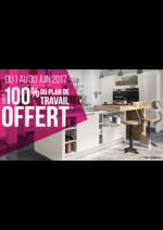 Promos et remises Ixina : Jusqu'à 100% de votre plan de travail offert