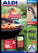 Prospectus Aldi : Opération Barbecue
