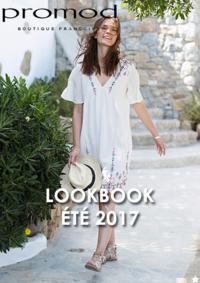 Catalogues et collections Promod Rambouillet : Lookbook Été 2017
