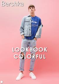 Catálogos e Coleções Bershka Amadora Dolce Vita Tejo : Lookbook Colorful