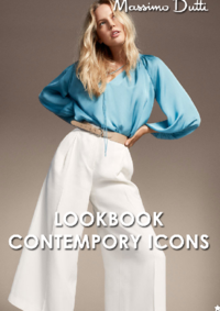 Catalogues et collections Massimo Dutti Women Men Oostende : Lookbook Contempory Icons