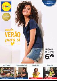 Folhetos Lidl Arruda Dos Vinhos : Mais Verão para si