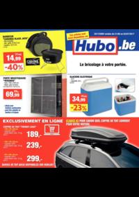 Prospectus Hubo Bredene : Le bricolage à votre portée