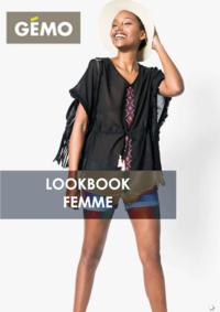 Catalogues et collections Gemo MONTESSON : Lookbook femme
