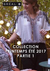 Catalogues et collections Bréal Saint-Mandé : Collection printemps été 2017 partie 1