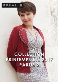 Catalogues et collections Bréal Aubervilliers : Collection printemps été 2017 partie 2