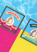 Promos et remises  : Collection Summer in the pool