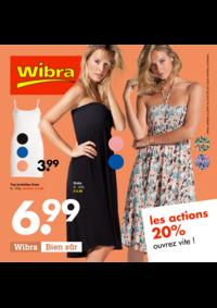 Prospectus Wibra Vilvoorde : Les actions 20%