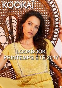 Catalogues et collections KOOKAÏ AMIENS 12 rue des 3 Cailloux : Lookbook printemps été 2017