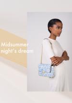 Promos et remises  : Midsummer night's dream