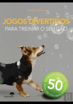 Catálogos e Coleções Livraria Bertrand : NEW: Jogos Divertidos para Treinar o Seu Cão -10%