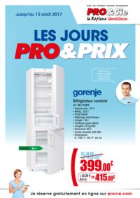 Prospectus Pro&Cie Suresnes : Les jours Pro & Prix