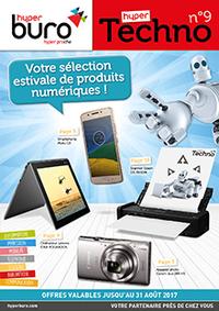 Prospectus Hyperburo Paris 8 - La Licorne : Votre sélection estivale de produits numériques !