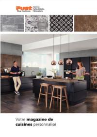 Catalogues et collections Fust Bern - Spitalgasse  : Votre magazine de cuisines personnalisé