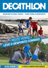 Folhetos DECATHLON Montijo : Neste Verão leve o desporto consigo