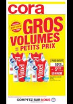 Prospectus  : Gros volumes = petits prix