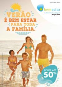 Folhetos BemEstar Vendas Novas : Verão é bem estar para toda a família