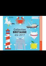 Prospectus E.Leclerc : Collection Bretagne été 2017