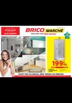 Folhetos Bricomarché : Catálogo casas de banho, cozinhas e arrumação