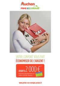 Prospectus Auchan PUTEAUX : Votre confort vous fait économiser de l'argent !